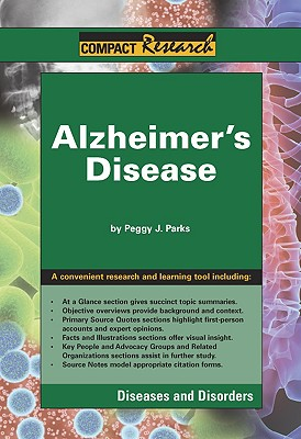 Alzheimer's Disease By Parks, Peggy J.